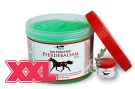 Paardenbalsem Gel 500ml koel - vom Pullach Hof