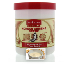 Koreaanse ginseng creme 500ml