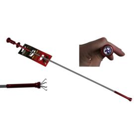 Pick up tool 3 in 1 aluminium + magneet + led