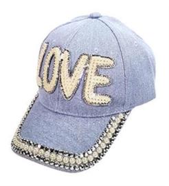 Cap Love  parels