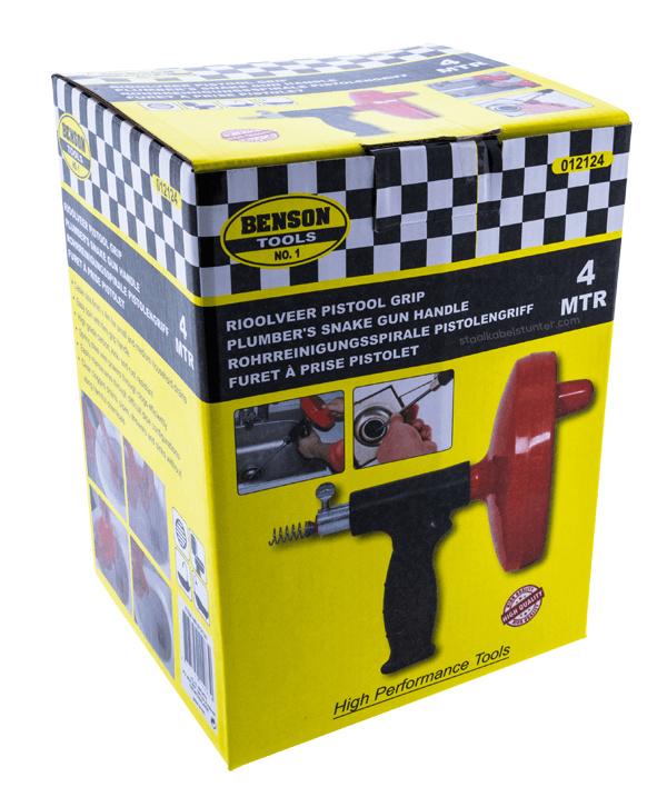 Rioolveer pistool model