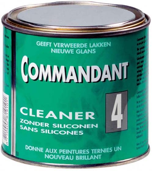Commandant Cleaner nr. 4 - 500gr.