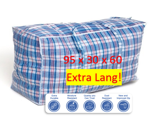Boodschappentas / Opbergtas / Wastas / Big Shopper / Extra Lang