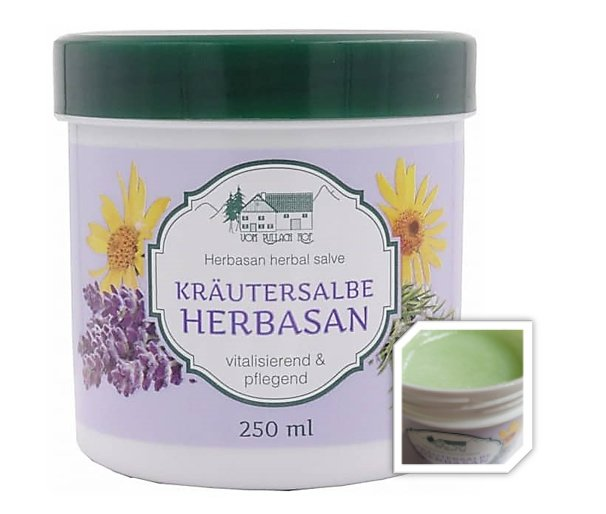 Herbasan kruidenzalf 250ml