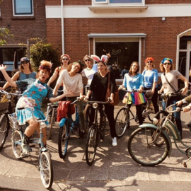 Crazy Cycle Tour & Bossche Puff-Cakes