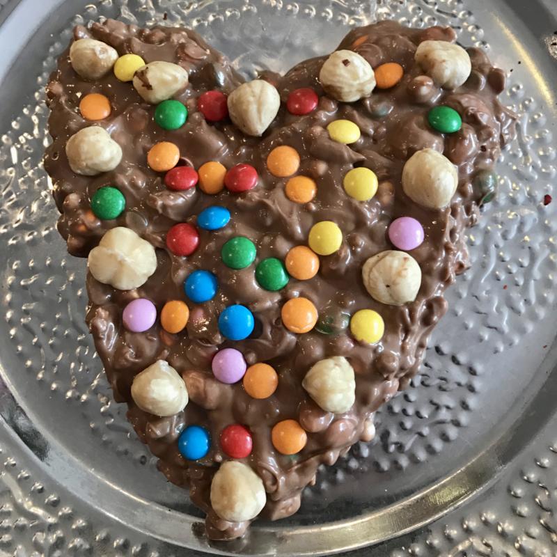DIY | Online Chocolade hart maken
