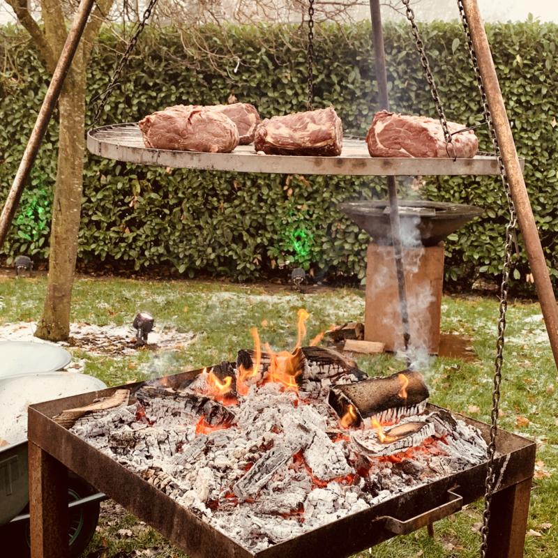 BBQ op de Boerderij Arrangementen