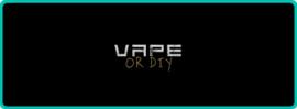 Revolute Vape or DIY LOGO