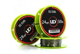 UD - SS316L RVS Coil Wire