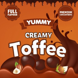 Creamy Toffee