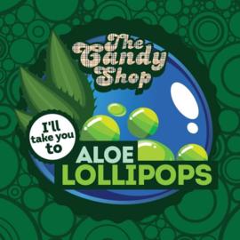 I'll take you to Aloe Lollipops