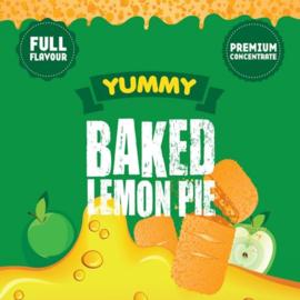 Baked Lemon Pie