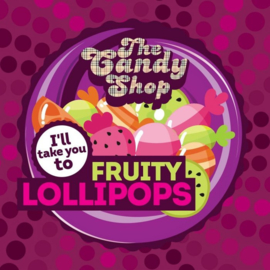 I'll take you to Fruity Lollipops