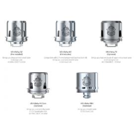 Smok TFV8 X-Baby  Q2 / M2 / X4 / T6 / RBA