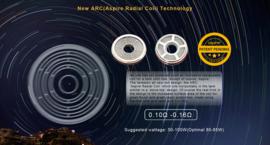 Aspire - Revvo Arc Radial Coils