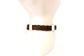 Paardenhaar armband smal