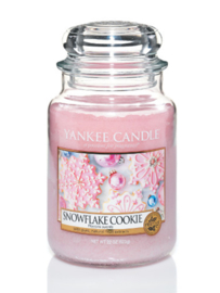 Yankee Candle - Snowflake Cookie Large Jar