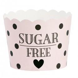 Baking Cup - Sugar Free  (24 stuks)