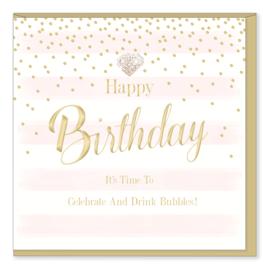 Happy Birthday, It's Time To Celebrate!