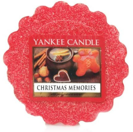 Yankee Candle - Christmas Memories Tart