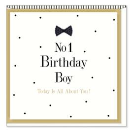 No.1 Birthday Boy