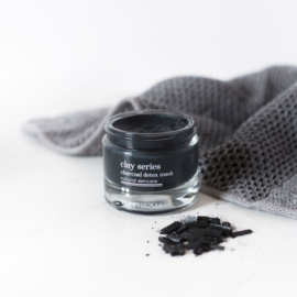Clay Series - Charcoal Detox Masker