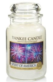 Yankee Candle - Spirit of America Large Jar