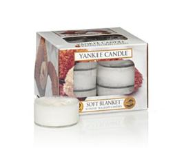 Yankee Candle - Soft Blanket Theelichtjes