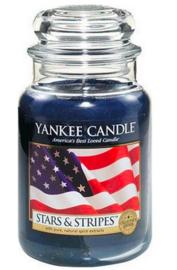 Yankee Candle - Stars & Stripes Large Jar