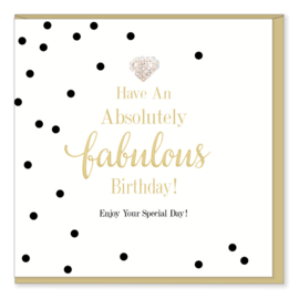 Have An Absolutely Fabulous Birthday!