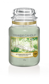 Yankee Candle - Afternoon Escape Large Jar
