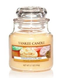Yankee Candle - Vanilla Cupcake Small Jar