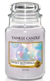 Yankee Candle - Sweet Nothings Large Jar