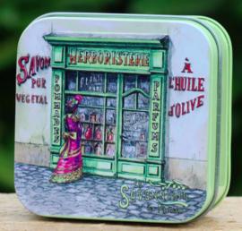 Blikje zeep - Kruidenwinkeltje