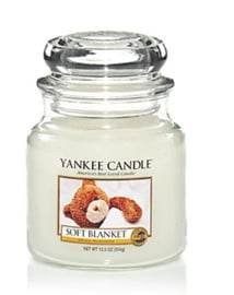 Yankee Candle - Soft Blanket Medium Jar