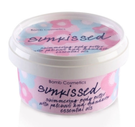 Sunkissed Shimmering Body Butter