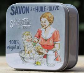 Blikje zeep - Moeder & Kind