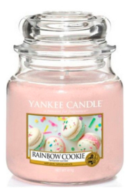 Yankee Candle - Rainbow Cookie Medium Jar