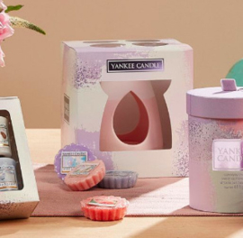 Yankee Candle - Enjoy The Simple Things Tartburner Giftset