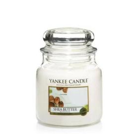 Yankee Candle - Shea Butter Medium Jar