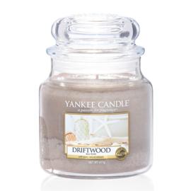 Yankee Candle - Driftwood Medium Jar