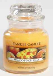 Yankee Candle - Mango Peach Salsa Small Jar