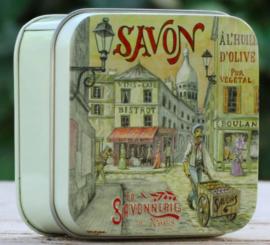 Blikje zeep - Montmartre