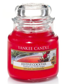 Yankee Candle - Festive Cocktail Small Jar