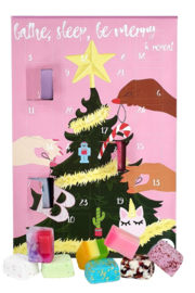 Advent Calendar - Bathe, Sleep, Be Merry & Repeat