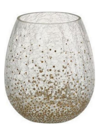 Holiday Sparkles - Jar Holder