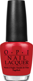 Nailpolish - Red Hot Rio