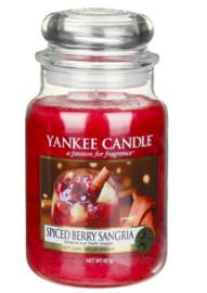 USA Special - Spiced Berry Sangria