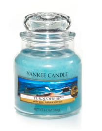 Yankee Candle - Turquoise Sky Small Jar