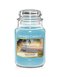 Yankee Candle - Beach Escape Large Jar